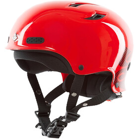 Sweet Protection Wanderer Helmet Scorch Red